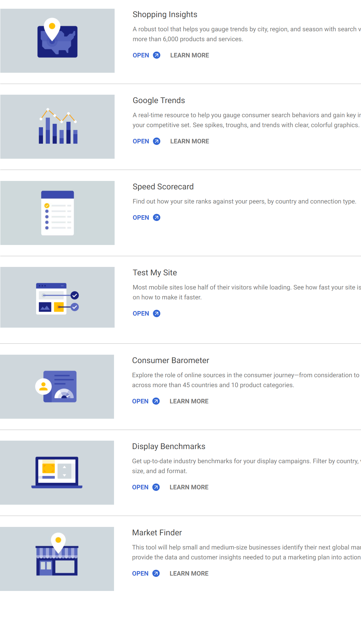 7 google tools for digital marketing