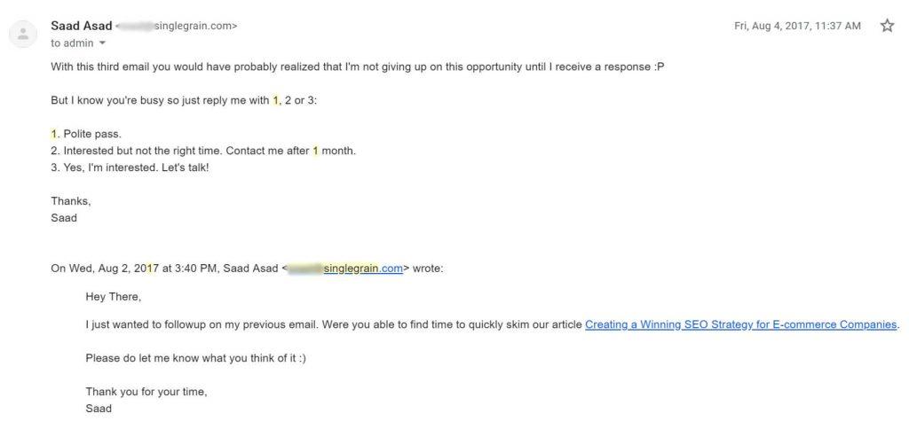 sg link building emails