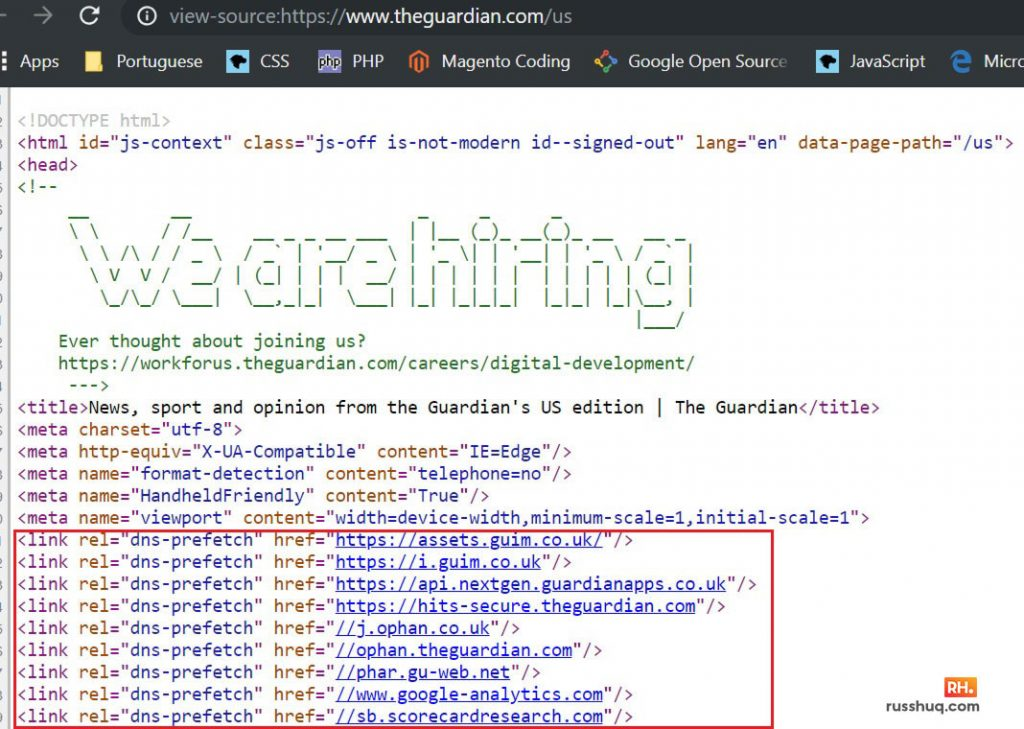 the guardian source code